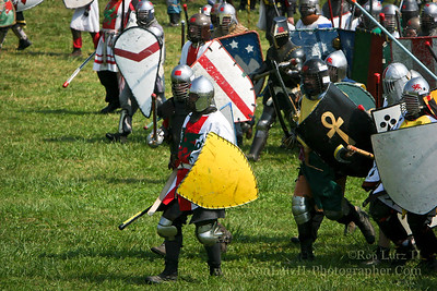 Field Battle - Pennsic War 33 08-16-2004