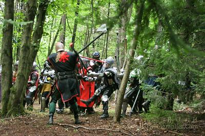 Woods Battle 08-16-2005
