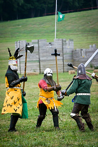 Combat of the Thirty Pennsic War 34 08-14-2005