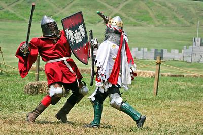 As Real Men Fought Pennsic War 34 08-10-2005