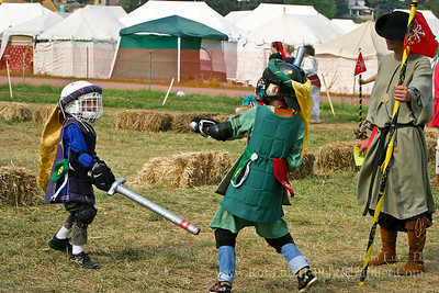 Youth Boffer Tournament Pennsic War 34 08-19-2005