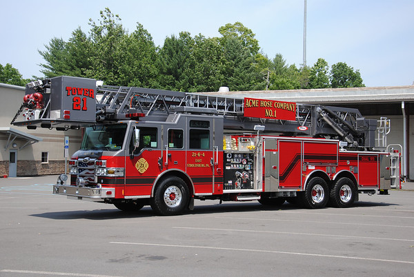 East Stroudsburg Fire Department