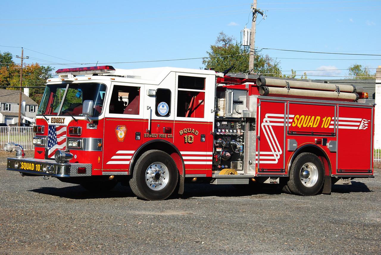 Edgely Fire Company, Bristol Twp Squad 10