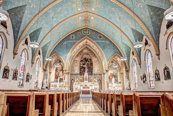 HISTORIC ST MARY'S CHURCH