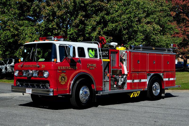 Essington  Fire Co  Engine  48-2