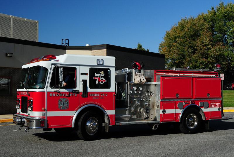 Briancliffe Fire  Co   Engine  75-2  1996 Ferrera   1500/ 500