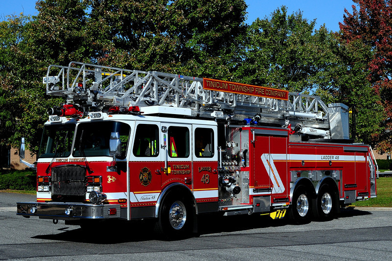 Tinicum Township Ladder  48