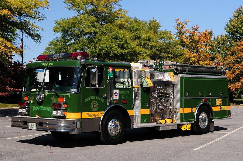 Goodwill Fire Co  Engine  32-1  1998 KME  1250/ 750