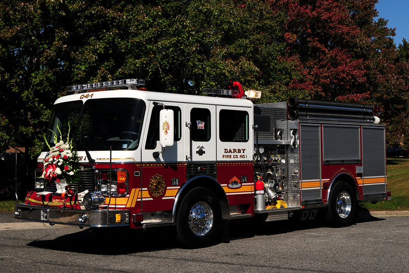 Darby Fire Co  Engine  04-1