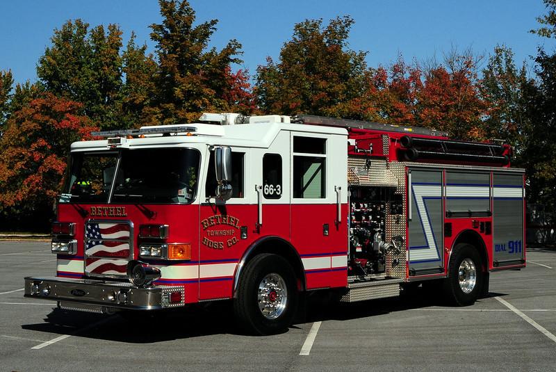 Bethel Fire C  Engine 66-3