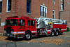 City of Scranton, Pa  Tower Ladder 2  2002 Ferrera  1500 / 250  87ft