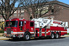 City of  Allentown, Pa   Truck 1  2008  KME 100 Ft   GSO- 7072