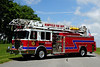 Hempfield Fire  Dept  Ladder  7-19   1991 Spartan/ LTI  1750/ 500 75ft