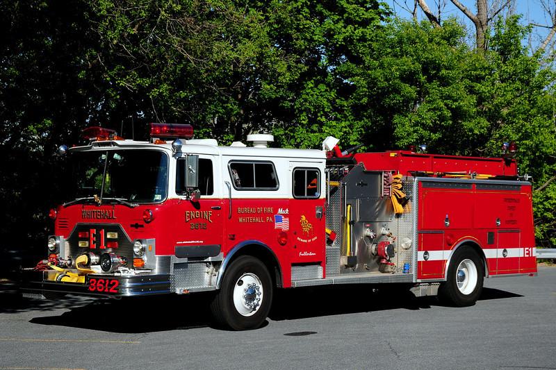 Whitehall Fire  Dept    Engine  3611   1990  Mack Cf / Ward 79  1250/ 500