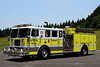 Community  Fire  Co   of  Bendersville  Pa ,    engine  7-2   1992  Seagrave  FWD  1750/ 1250