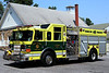 Glen Moore Fire Co  Engine 48-1  2006  Pierce Enforcer 1750/ 750/ 50