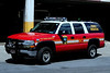 City of Allentown, Pa  Battalion Chief  2003 Chevy Sruburban