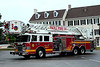 PAOLI FIRE CO TOWER 3  1999 PIERCE DASH 2000/ 300/ 100 ft  SKY-ARM