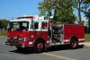Chester Fire Dept Engine 82-2 1985 Pierce Dash 1250/ 500