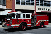 City of  Allentown, Pa  Engine  4  !999  Pierce Saber  1500/ 500