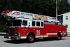Upper Darby Fire Dept  Ladder 36  1996  Seagrave 100 Ft