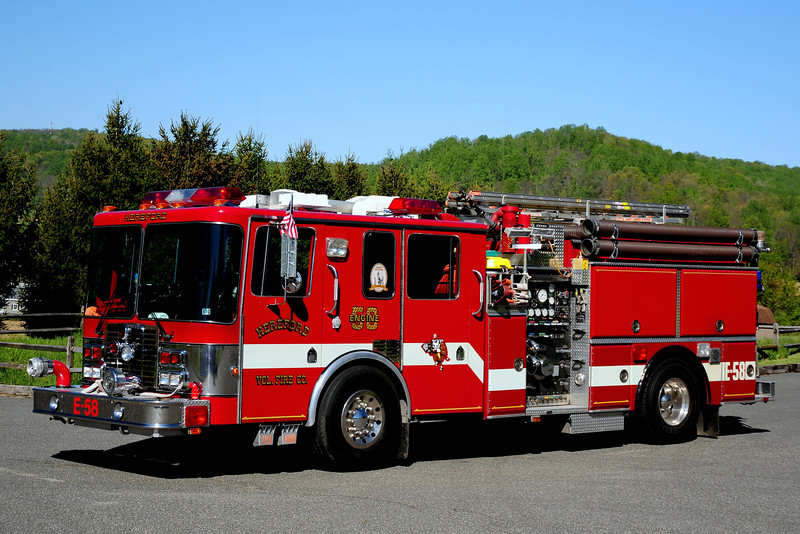Herford Fire  Co  Engine  58  1990 Grumman  1250/ 750