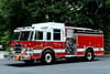NEWTOWN SQUARE ENGINE 411  2001 PIERCE DASH 2000/ 750/ 40 Class A  foam