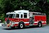 NEWTOWN SQUARE ENGINE 411  2001 PIERCE DASH 2000/ 750/ 40 Class A  foam