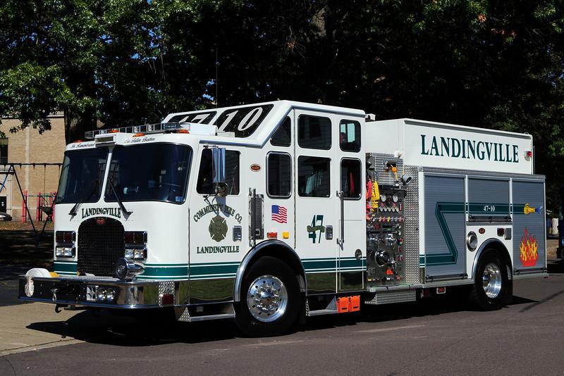 Landingville Engine 47-10