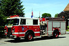 Marietta Fire  Dept   Engine  10  2005 Pierce  Contender  1250/ 1000