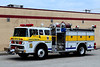 BERWYN ENGINE 2-1  1983 FORD C8000/ EMERGENCY- ONE 1250/ 750