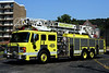 Coatsville fire Dept  Ladder 43  2003 American La France  2000/ 500/ 100Ft