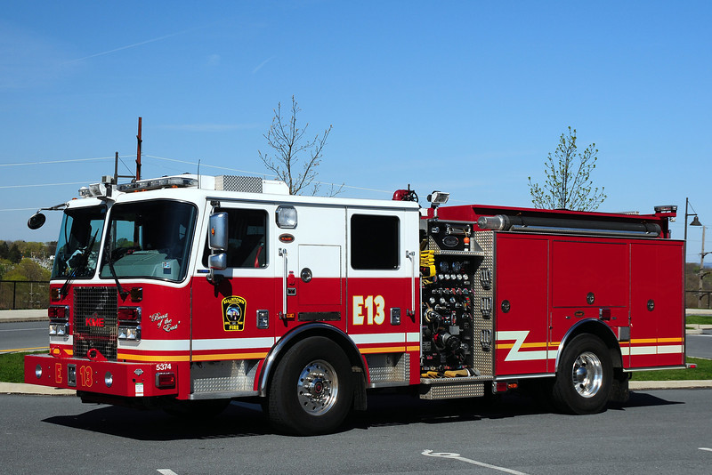 City of Allentown, Pa    Engine  13   2009  KME  1500/ 750/ 25   GSO-7410