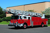 LANSDALE, PA   LADDER 14  1984 MACK CF 108FT