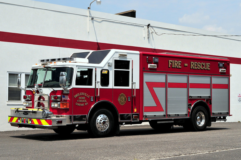 hose blue fire co