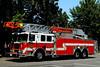 Lansdowne Fire Dept  Truck 19  2005 Seagrave  100 Ft