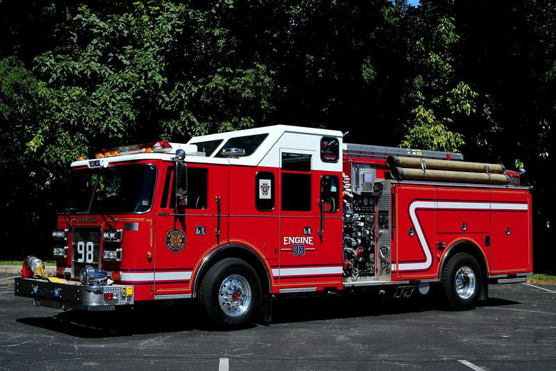 Royersford  Fire Dept   Freindship Fire Co1994 Pierce  Lance  1500/ 750