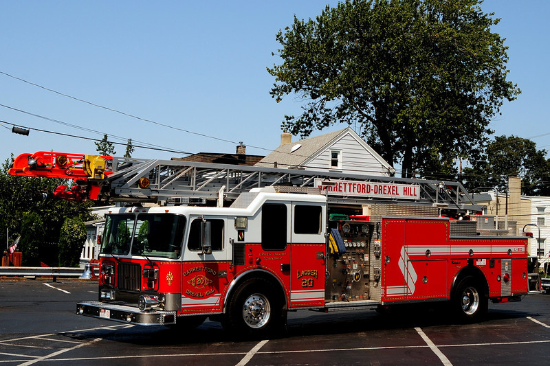 Upper  Darby  Ladder 20  1996  Seagrave  1250/ 300/  100Ft