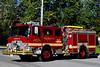 Union Fire Co  Engine  16  1977 Mack CF  Kenco  1500 / 500