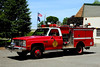 Marietta  Fire Dept  Attack  10  1984  Chevy Pierce  500/ 250