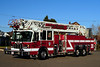 Wilson Fire Co #1  Peckville ,  Ladder 20  2008 Ferrera  2000/ 350/ 107 ft