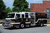 Alpha Fire Dept Littlestown, Pa Engine 202  2012  Pierce velocity  1500/ 1250/ 30 foam