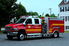 PAOLI FIRE CO   TAC-3   2007 GMC/KME 500/ 260/ 15 Class A foam