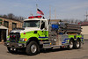 Hazle Twp  Tanker  106  2007  Mack Granite  / KME 1500/2500