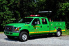 Irishtown Fire Co #1 of Oxford Twp, Pa   Traffic  14   2005  Ford  F-250