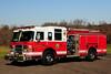 Newtown Fire Assoc   Engine  55-1  2001 Pierce Enforcer  1500/ 750/ 30