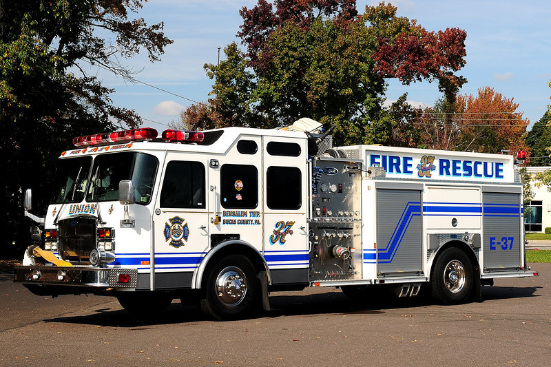 Union Fire Co   Engine  37   2002  Emergency-One   1500 / 500 /  75  Class a