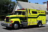 Glen Moore Fire Co  Rescue  48  1990 Mack CH/ Swab