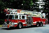 NEWTOWN SQUARE LADDER 41   2004 PIERCE DASH 2000/ 400/ 40Class B foam  /105 ft