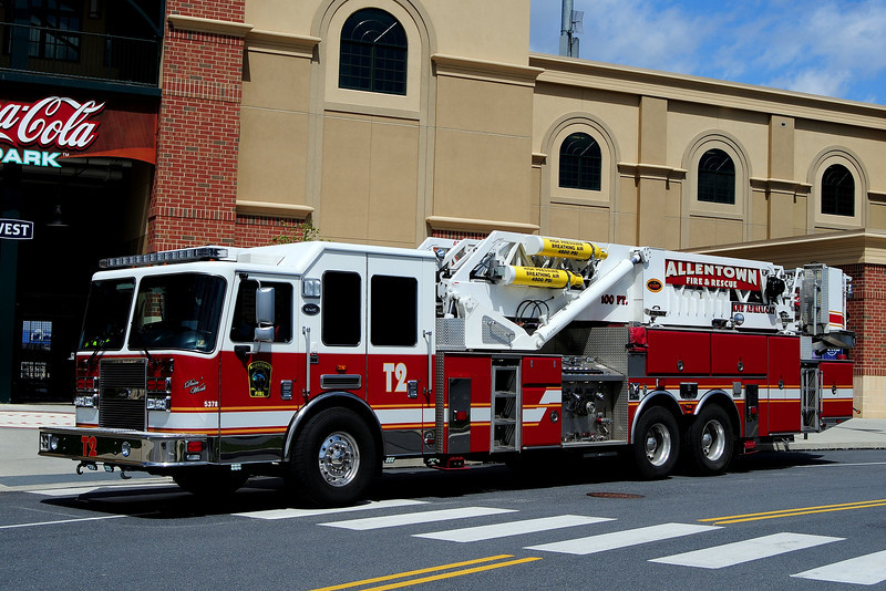 City of  Allentown,Pa   Truck  2 2009 / 300 / 100 ft